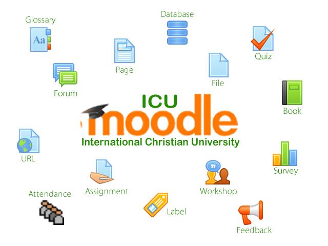 ICU Moodle (LMS)